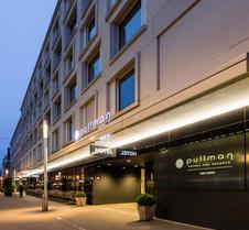 欧洲巴塞尔铂尔曼酒店