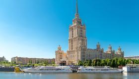 丽笙莫斯科皇家酒店 - 莫斯科 - 建筑