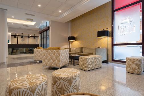 哈卡皇家水疗酒店 - 哈卡 - 大厅