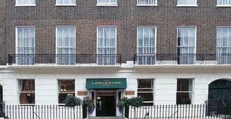 伦敦兰开斯特农庄酒店 - 伦敦 - 建筑