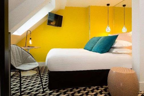 奥斯曼圣奥古斯丁酒店 - 巴黎 - 睡房