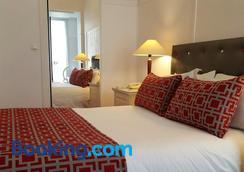 博雷阿酒店 - 尼斯 - 睡房