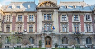 K+K伊莉莎贝塔酒店 - 布加勒斯特 - 建筑