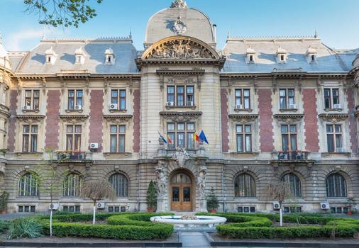 K+K酒店 - 布加勒斯特 - 建筑