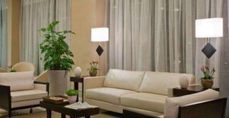 马瑙斯品质酒店 - 马瑙斯 - 客厅