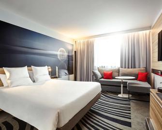 诺富特纳博讷南部A9 / A61酒店 - 纳博讷 - 睡房