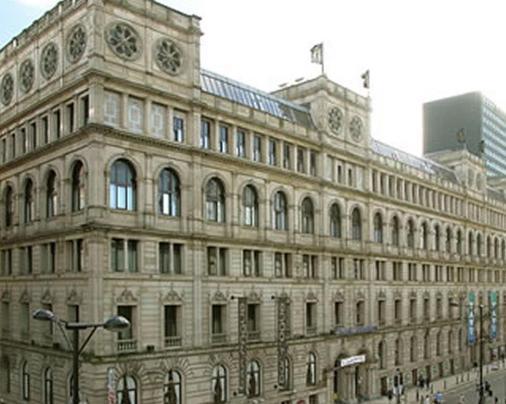 曼彻斯特大不列颠酒店 - 曼彻斯特 - 建筑