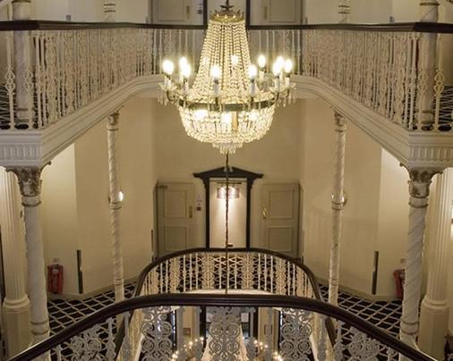 曼彻斯特大不列颠酒店 - 曼彻斯特 - 门厅