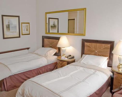 曼彻斯特大不列颠酒店 - 曼彻斯特 - 睡房