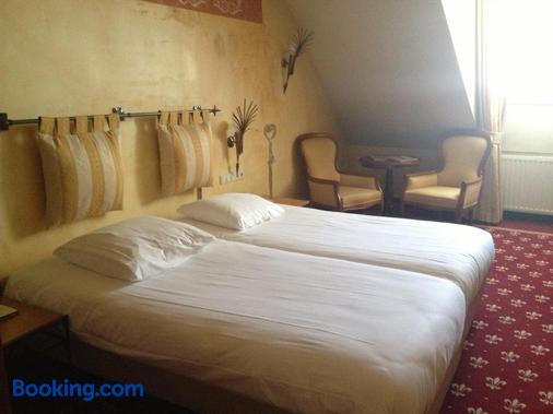 波提瑟利酒店 - 马斯特里赫特 - 睡房