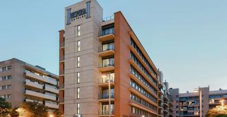 希斯皮利亚德尔玛酒店 - 巴塞罗那 - 建筑