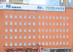 站前富士大酒店 - 会津若松市 - 建筑