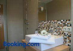 林奈酒店 - 埃尔丁 - 浴室