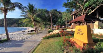 拉维曼别墅度假村 - 沙美岛 - 户外景观