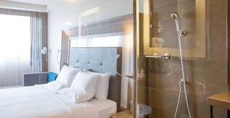 大西洋港诺富特酒店 - 里约热内卢 - 睡房
