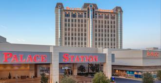 宫廷驿站赌场酒店 - 拉斯维加斯 - 健身房