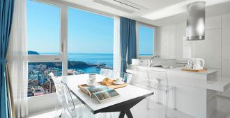 海洋宫殿酒店 - 西归浦 - 餐厅