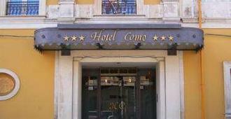 科莫酒店 - 锡拉库扎 - 建筑
