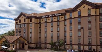 圣安东尼奥北-石橡树德鲁里套房酒店 - 圣安东尼奥 - 建筑