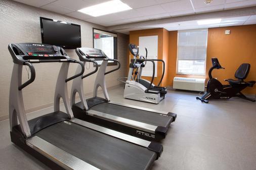 圣安东尼奥北石橡树德鲁酒店 - 圣安东尼奥 - 健身房