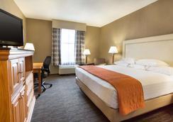 圣安东尼奥北石橡树德鲁酒店 - 圣安东尼奥 - 睡房