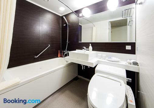 高松大和鲁内酒店 - 高松市 - 浴室
