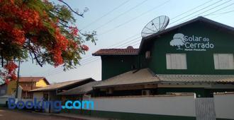 塞拉多太阳旅馆 - 博尼图