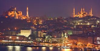 伊斯坦布尔诺富特酒店 - 伊斯坦布尔 - 户外景观