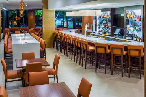 西雅图市中心凯悦嘉寓酒店 - 西雅图 - 酒吧