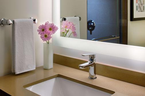西雅图市中心凯悦嘉寓酒店 - 西雅图 - 浴室