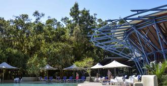 弗雷泽岛翠鸟湾美居酒店度假村 - 赫维湾 - 游泳池