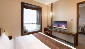 珀丽酒店 - 香港 - 睡房