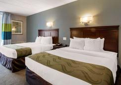 西斯普林菲尔德品质酒店 - 西斯普林菲尔德 - 睡房