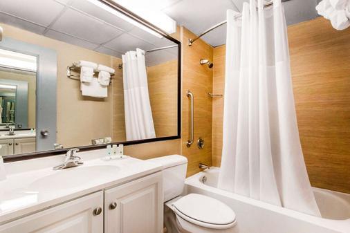 西斯普林菲尔德品质酒店 - 西斯普林菲尔德 - 浴室