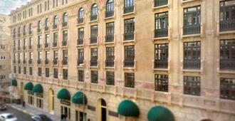 伊斯坦布尔-马其卡宫柏悦酒店 - 伊斯坦布尔 - 建筑