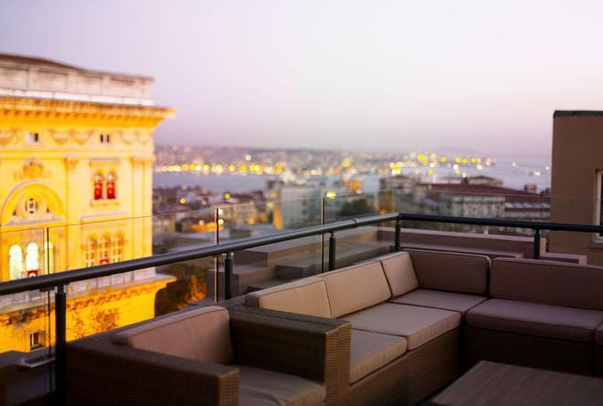 伊斯坦布尔-马其卡宫柏悦酒店 - 伊斯坦布尔 - 阳台