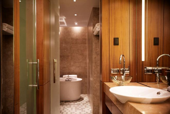 伊斯坦布尔-马其卡宫柏悦酒店 - 伊斯坦布尔 - 浴室