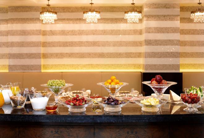伊斯坦布尔-马其卡宫柏悦酒店 - 伊斯坦布尔 - 自助餐