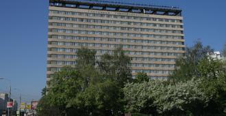 大学卡亚酒店 - 莫斯科 - 建筑