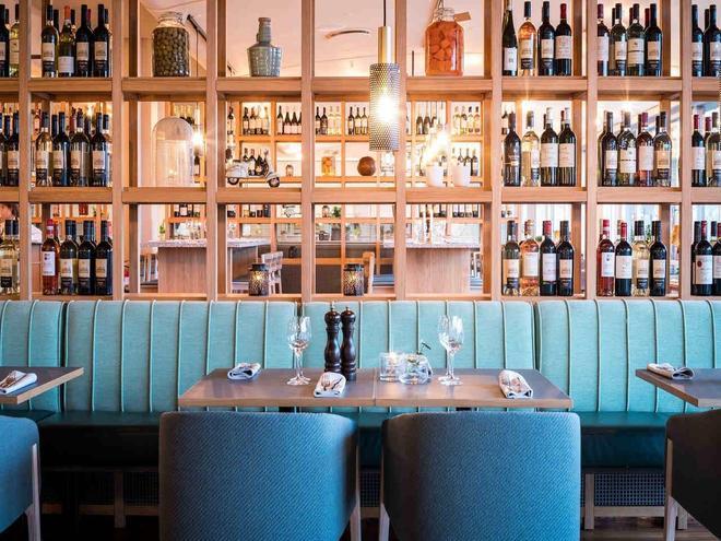 哥本哈根斯堪的纳维亚丽笙酒店 - 哥本哈根 - 酒吧