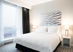 哥本哈根斯堪的纳维亚丽笙酒店 - 哥本哈根 - 睡房