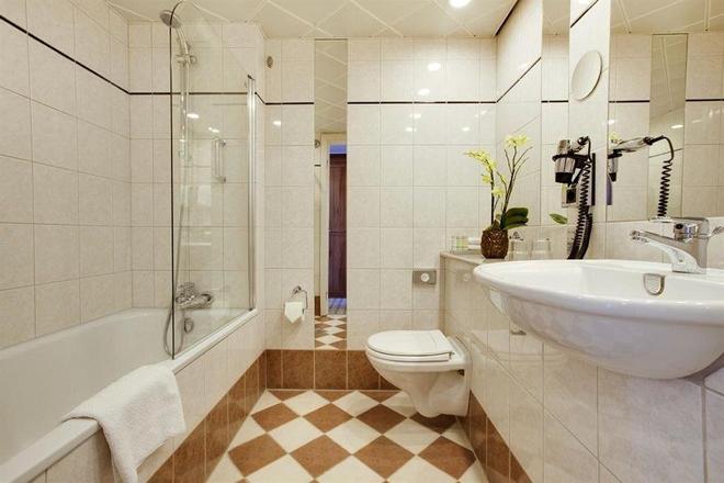 哥本哈根斯堪的纳维亚丽笙酒店 - 哥本哈根 - 浴室