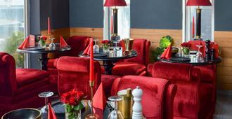 海伊大酒店 - 杜塞尔多夫 - 餐馆