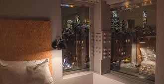 萨戈酒店 - 纽约 - 睡房
