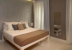 5酒店 - 的里雅斯特 - 睡房