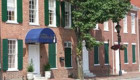 1840s卡罗顿住宿加早餐旅馆 - 巴尔的摩 - 建筑