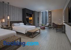 危地马拉城凯悦中心酒店 - 危地马拉 - 睡房