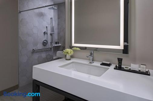 危地马拉城凯悦中心酒店 - 危地马拉 - 浴室