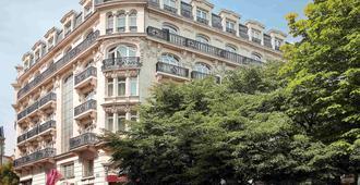 里尔中心大剧院美居酒店 - 里尔 - 建筑