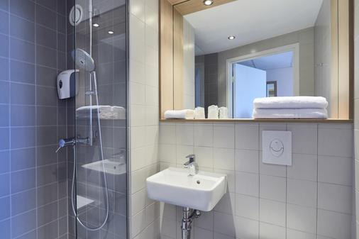 波尔多西部 - 梅里尼亚克机场普瑞米尔经典酒店 - 梅里尼亚克 - 浴室